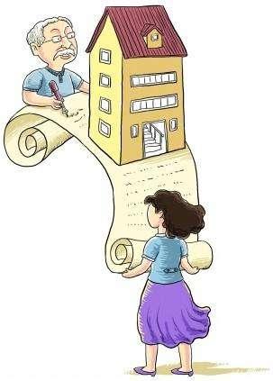 夫妻财产继承